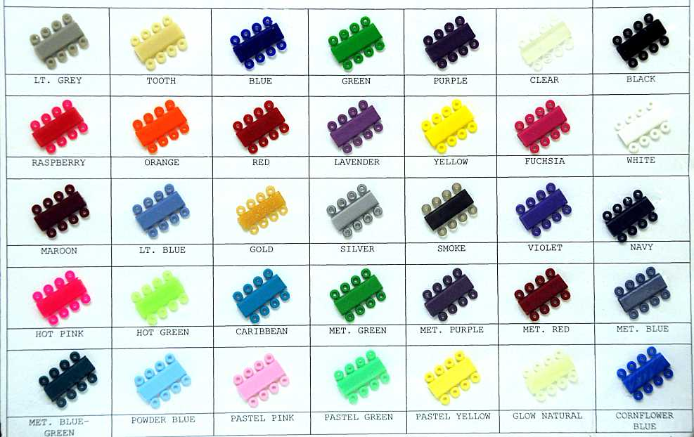 what colors do braces come in ask an orthodontist